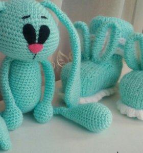 Пинетки, игрушки для малышей ручной работы