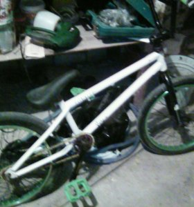 BMX,велосипед