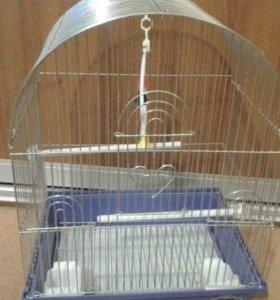 Клетка для птиц,попугаев и тд