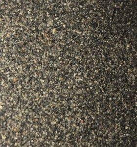 Черный песок