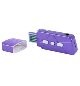 USB цифровой Mp3 музыкальный плеер Поддержка 8 ГБ