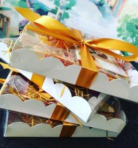 Вкусные подарочные наборы ко Дню Воспитателя !!!