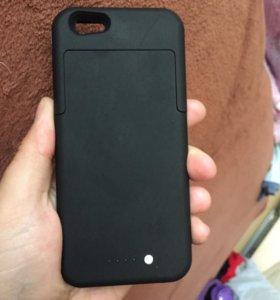 Внешний аккумулятор для Айфон 6