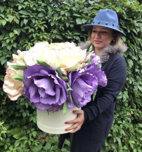Цветы для украшения