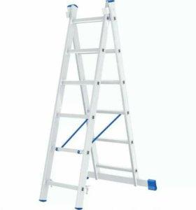 Лестница двухсекционная 310/506
