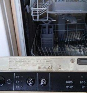 Посудомоечная машина siemens sr64e003ru/42