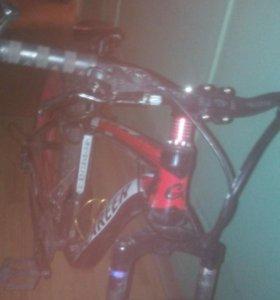 Велосипед зима,лето