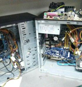Ремонт компьютеров, ноутбуков, электроники.