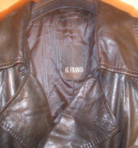 Куртка удлинённая (плащ) «Al Franco»