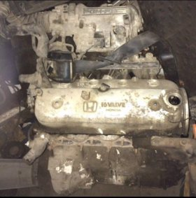 Двигатель Honda Civic 1.4 16 v D14A8