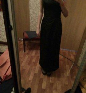 Шикарное платье h&m xs