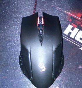 Игровая мышь a4 tech bloody