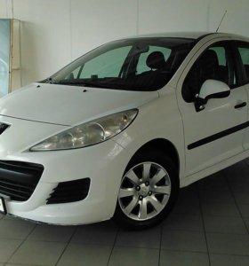 Peugeot 207, 2010