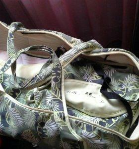 Люлька с сумкой