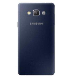 Samsung Galaxy A7 Duos SM-A700FD Black