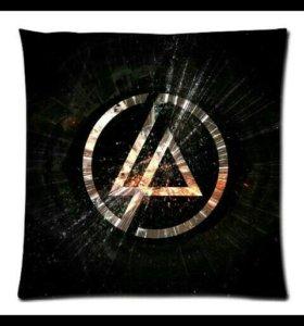 #Подушки#Рок#групп#Linkin Park#