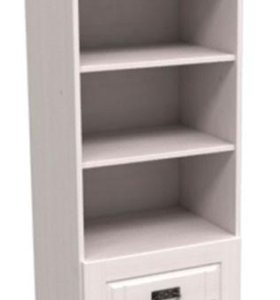 Шкаф (Стеллаж) для книг Одетте Массив сосны