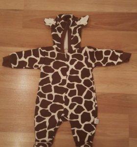 Комбинезон в виде жирафика