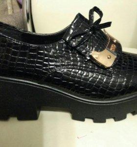 Обувь весна осень