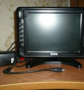 Телевизор б/у для дома или авто