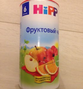 Детский Чай HIPP новая упаковка