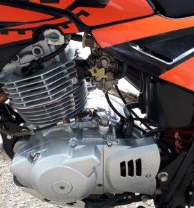 Baltmotors enduro 250BB