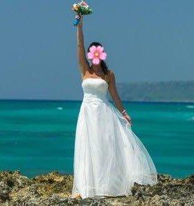 Свадебное платье 🌸