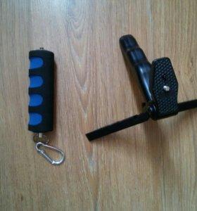Ручка стабилизатора для фотоаппарата и штатив наст
