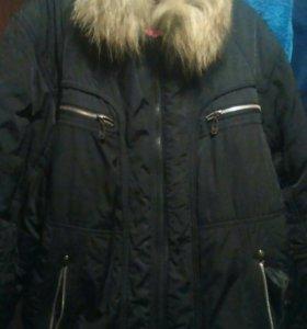 Срочно !!! Очень тёплая зимняя куртка