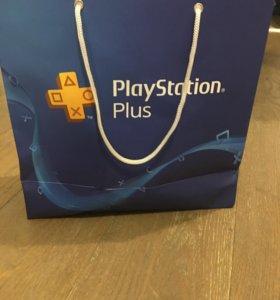 Эксклюзивный набор от PlayStation