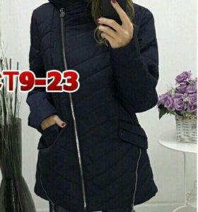 Новая куртка женская осень
