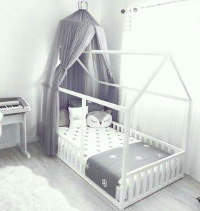 Кроватка - домик НОВИНКА