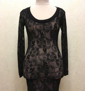 Новое кружевное платье Incity