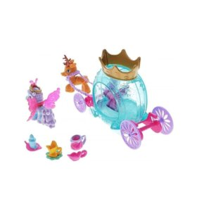 "Filly Бабочки с блестками ""Волшебная карета"""
