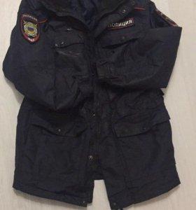 Полицейская куртка