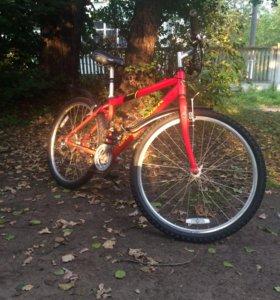 Алюминиевый велосипед ГАРИ ФИШЕР
