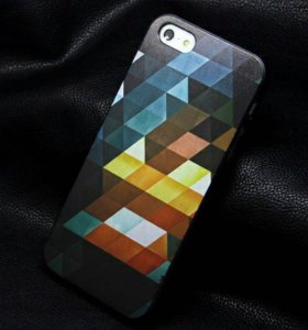 Чехол на iPhone 5 (пластик) (новый!)