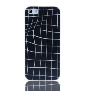 Чехол на iPhone 5-5s-se (новый!)