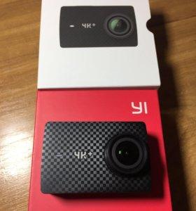 Экшен Камера Xiaomi YI 4k+ plus