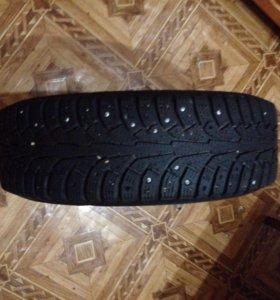 Продам зимние колёса nokian nordman