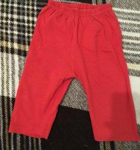 Штаны брюки детские р. 74-80