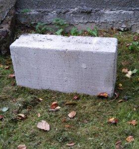 Стеновые блоки.