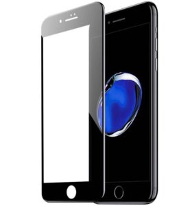 3D бронестекла для iPhone 6/6s