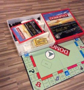Игра настольная Domopoly