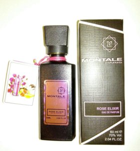 Rose Elixir MONTALE 60 ml.