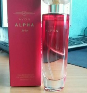Парф. вода Avon Alpha for her