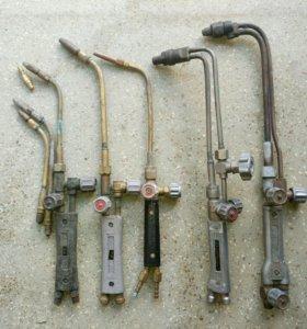 Резаки для газосварки