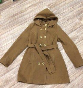 Продам драповое пальто