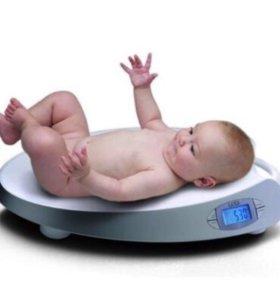 Детские электронные весы Laica
