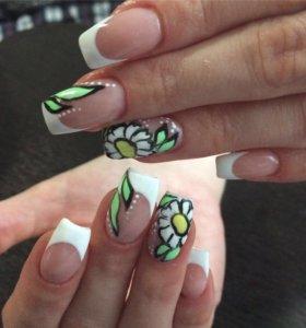 Наращивание ногтей , АКЦИЯ